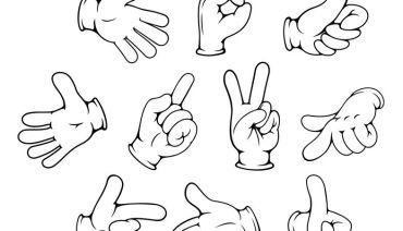 Interpretazione del corpo: i gesti delle mani