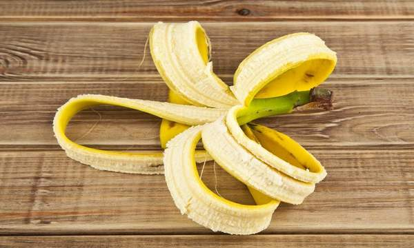 buccia di banana usi alternativi