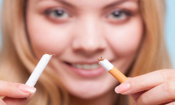 smettere di fumare quali benefici per l'organismo