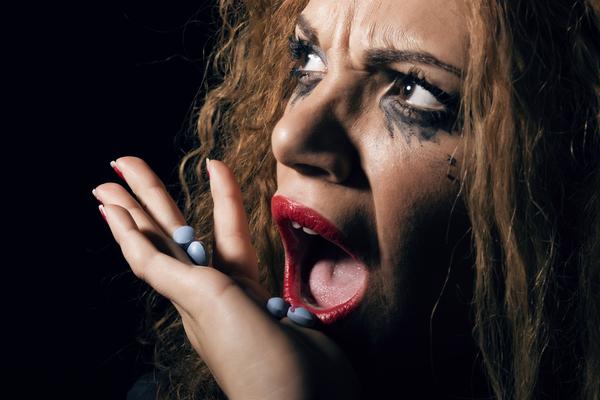 Donna Spiby: prende troppi farmaci